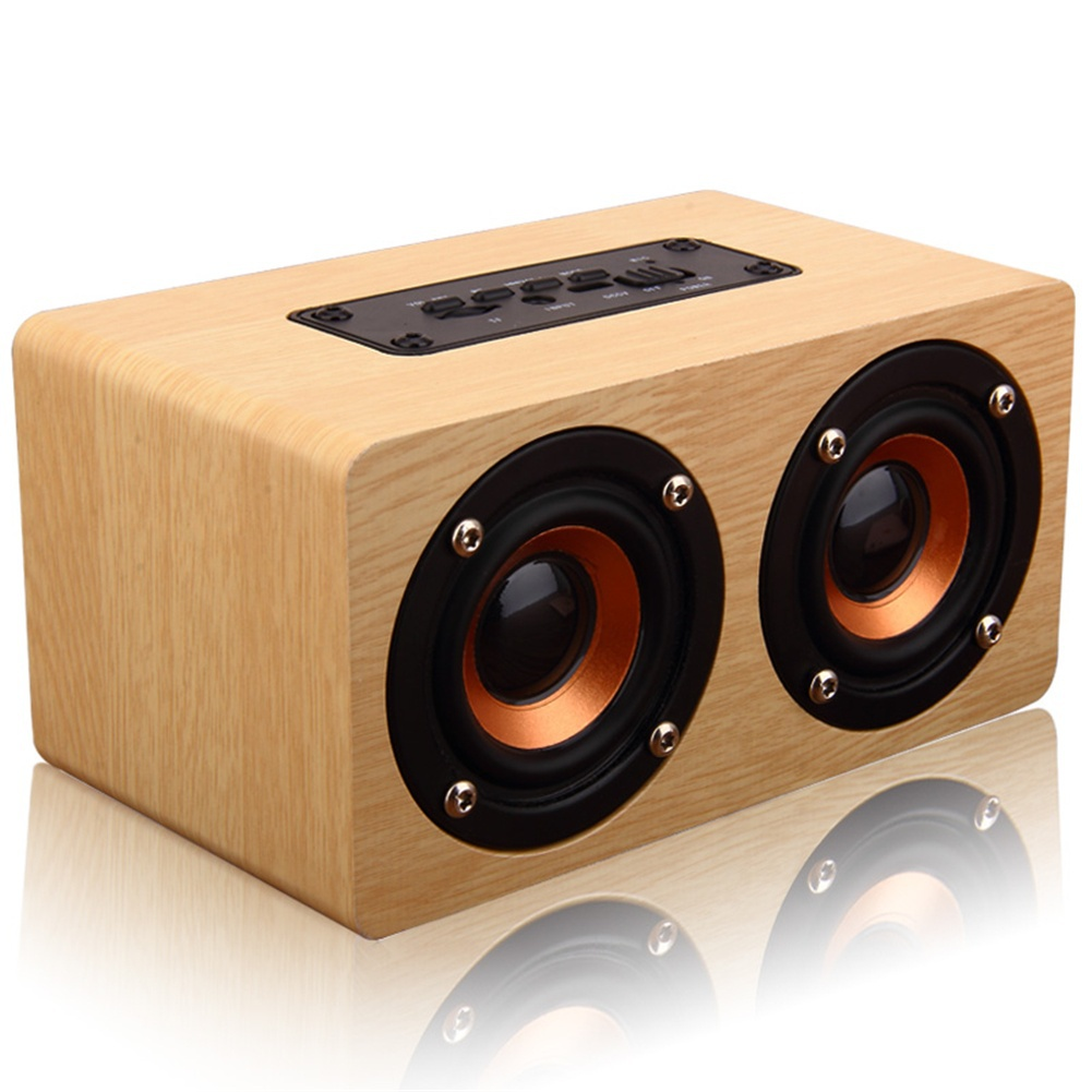 Portable Charger Generator Portable Bluetooth Speaker Homemade Net Playz 12x6 Portable Soccer Goal You Tv Player Pc Portable: 10W Retro Wood Wireless Bluetooth Speaker Portable Mini
