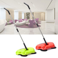 Sweeping Machine Push Type Magic Broom Dustpan Handle Household Vacuum Cleaner Hand Push Sweeper Floor Robotic