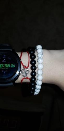 Gemstone Distance Bracelets photo review