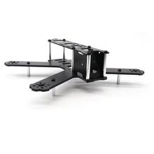TCMM 5 дюймов Рама дрона LS 210 колесная база 210 мм Нижний фюзеляж в одном сделать 3 мм углеродное волокно рычаг для радиоуправляемого дрона