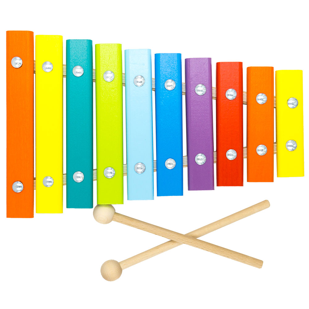 Toy Musical Instrument Alatoys KC1001 play glockenspiel xylophone music toys for boys girls toy musical instrument alatoys kc0704 play glockenspiel xylophone music toys for boys girls