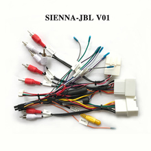Wiring harness cable for Toyota SIENNA only for ARKRIFHT Car Radio Android Device_220x220 buy toyota sienna wiring and get free shipping on aliexpress com
