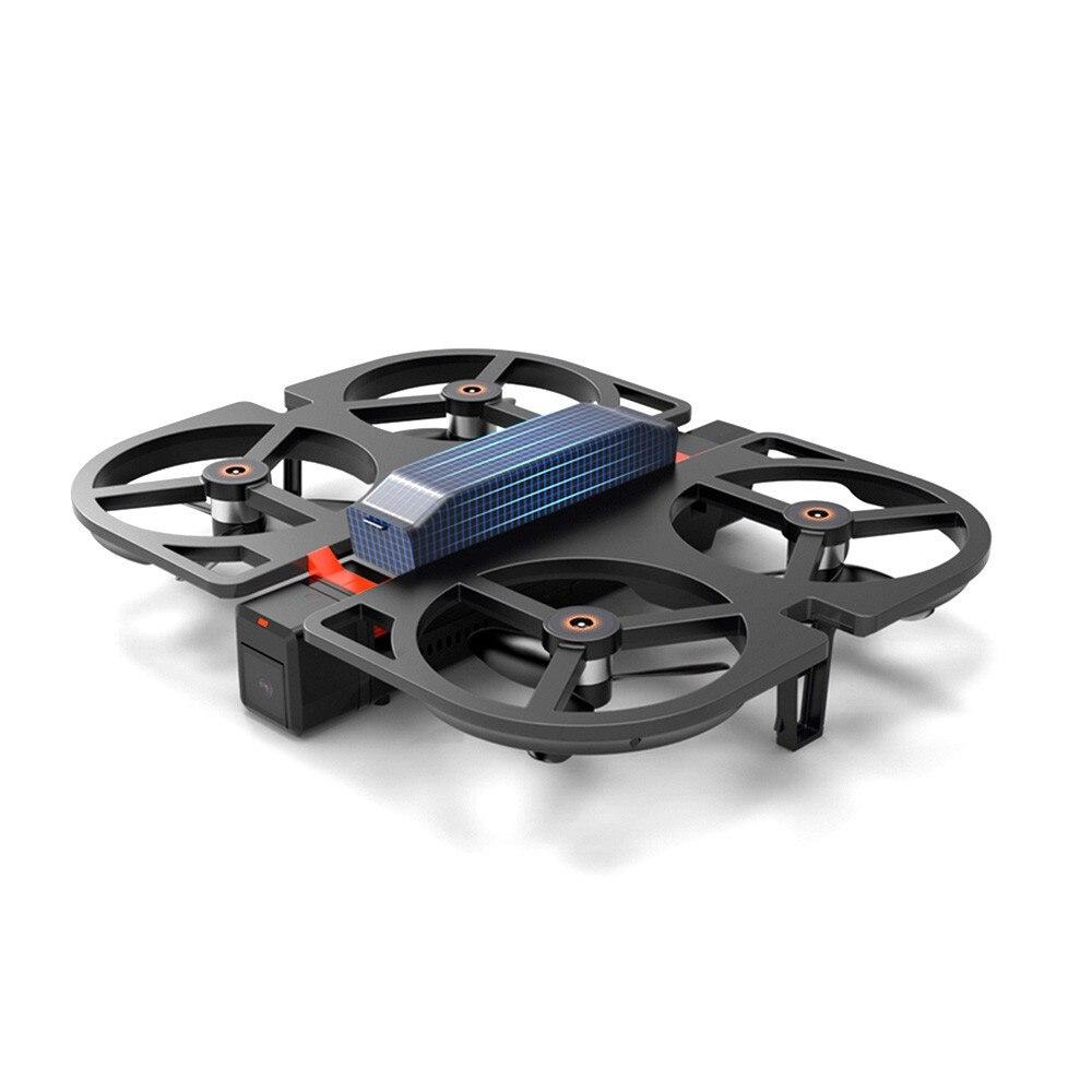 Funsnap Youpin iDol FPV RC Drone GPS Pliable Drone Caméra HD 1080 p/AI Geste Contrôle/Suivre Mode /Flux optique Maintien D'altitude