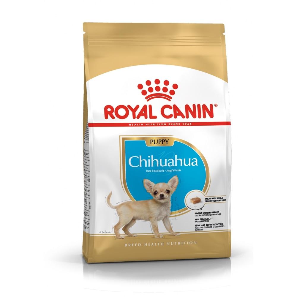 Puppy Food Royal Canin Chihuahua Junior, 1,5 kg цена и фото
