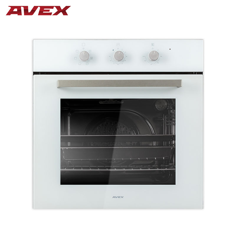 Built-in Electric oven with convection AVEX HM 6060 W mixed convection in porous media with heat source sink