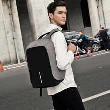 Anti Theft Backpack Urban USB Laptop Travel Anti-theft Usb Backpack Waterproof Schoolbag High Quality Business XD Bobby Backpack