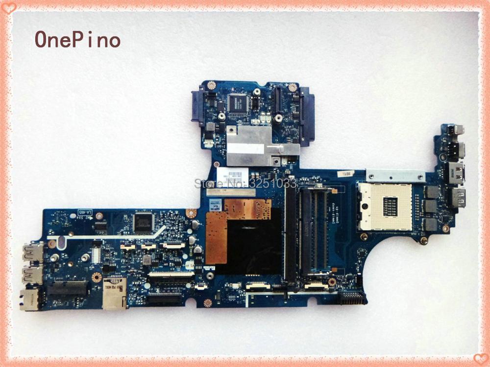 LA-4951P For HP EliteBook 8540P 8540W KAQ00 595764-001 LAPTOP MOTHERBOARD DDR3 Tested Work