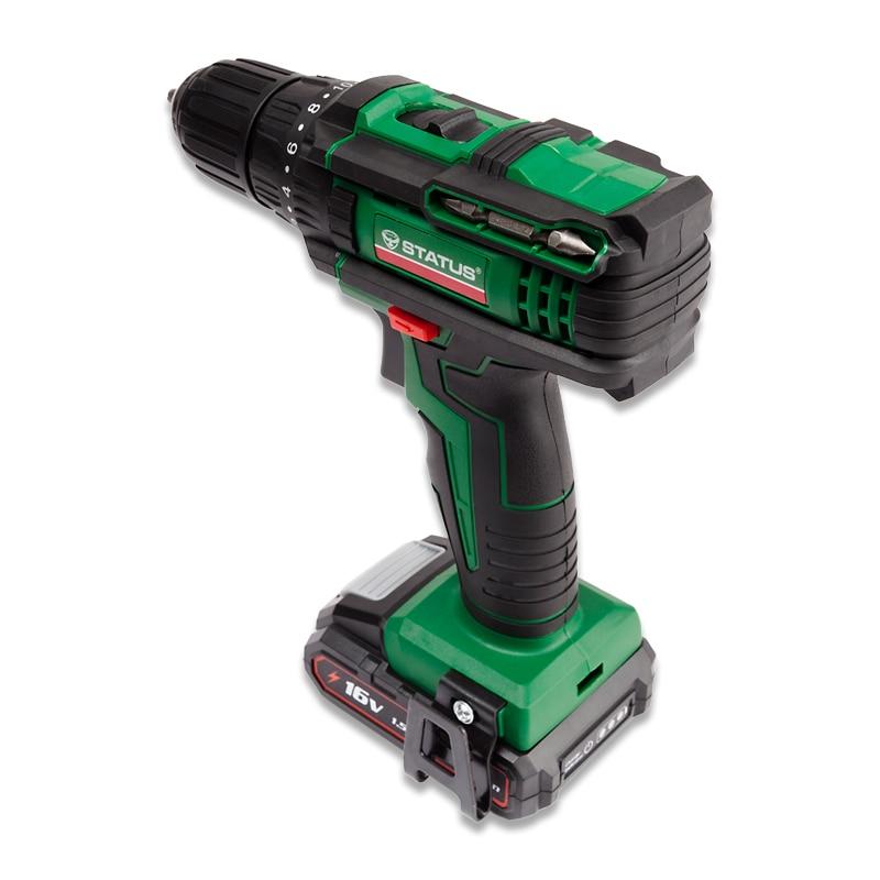 где купить Drill driver battery STATUS C16PRLi дешево