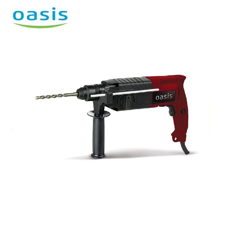 Electric hammer drill Oasis PR-80 Hole punching Rotary Tool Drilling holes Multifunctional hammer dual purpose electric hammer drill oasis pr 100 hole punching rotary tool drilling holes multifunctional hammer dual purpose