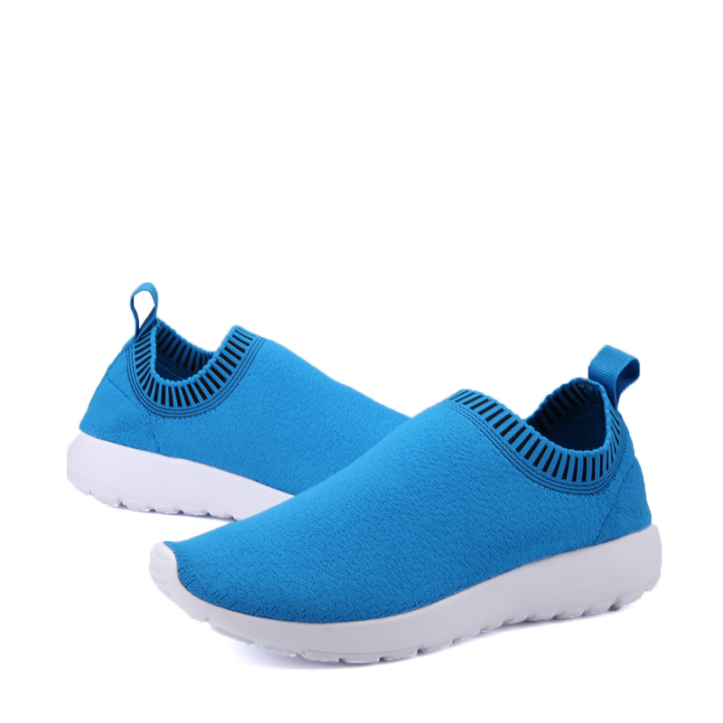 2018 spring and summer women shoes woman Sneakers Slip-on Footwear Breathable Mesh Upper Casual Socks Shoes new women s vulcanize shoes spring summer slip on sneakers black casual shoes women breathable hollow out woman sneakers