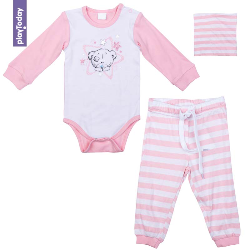 Baby's Sets PLAYTODAY for baby girls 578801 Children clothes kids clothes fashion sport suit tracksuit for girls teenage camouflage girl clothing sets children costume kids baby winter clothes sets