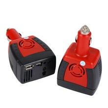 Автомобильный Инвертор 150 Вт с Usb автомобильный инвертор 12 В до 220 VInverter Мощность конвертер Booster