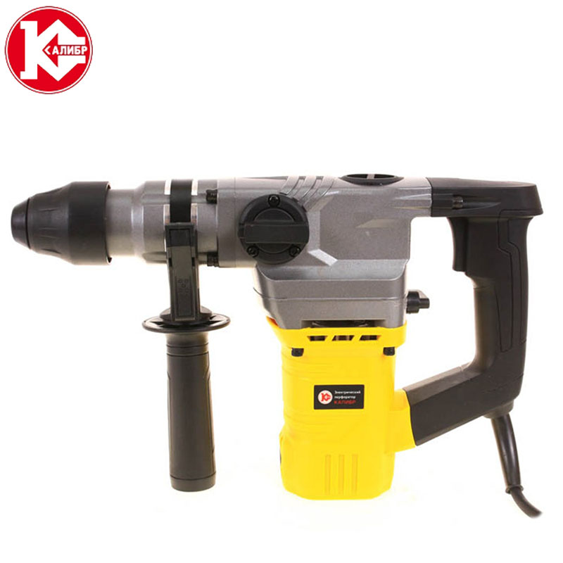 Kalibr EP-1100/30m AC Electric Rotary Hammer with  Accessories Impact Drill Power Drill Electric Drill 4pcs door hinge drill bit set precisely positioned for woodworking hole dilating drill m25