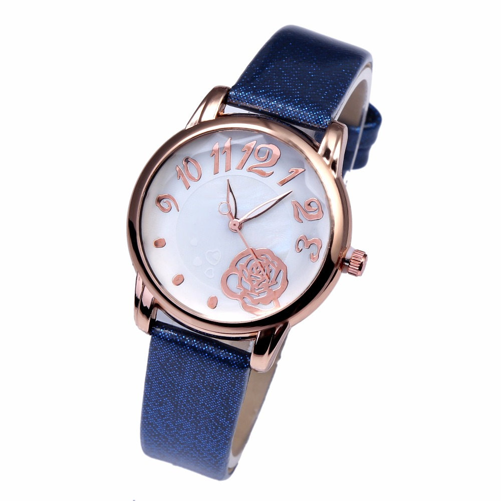 где купить Top Women's Watches Leather Women Quartz Watch Relojes Reloj Mujer Montre Femme Relogio Feminino Ladies Clock по лучшей цене