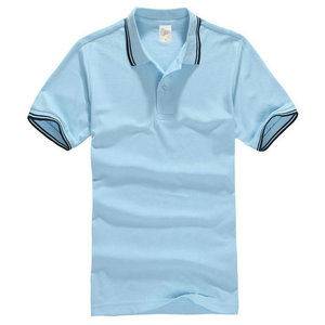 2019 Summer Cotton Men's Polo