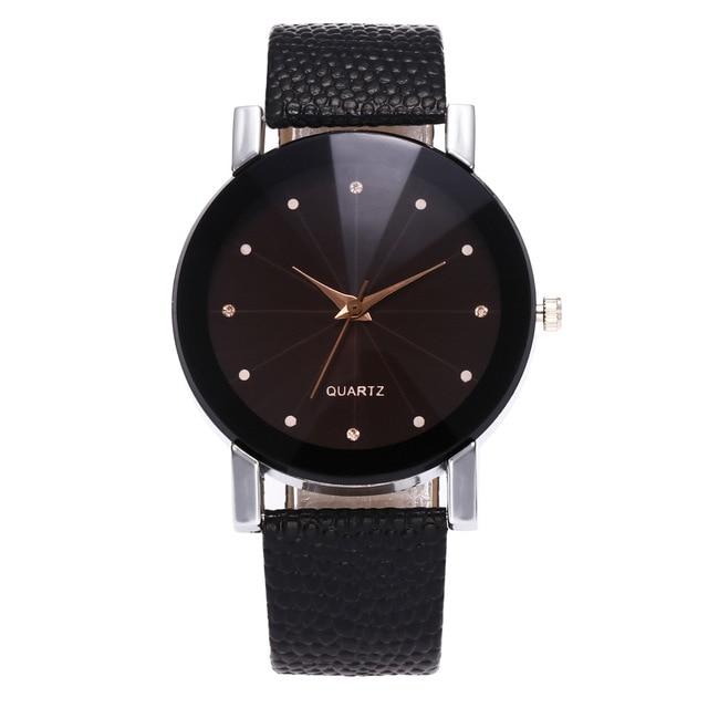 2018 Fashion Watch Men Luxury Brand Unisex Popular Womens Watches Quartz Stainle