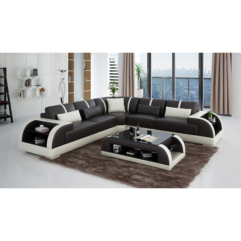 Cheap Sofa Home Furniture Living Room Sofas Leather With