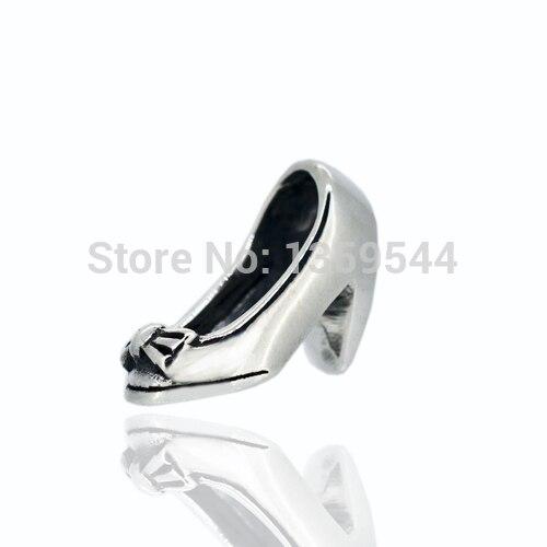 Girly High Heel Shoe Pandora Charm