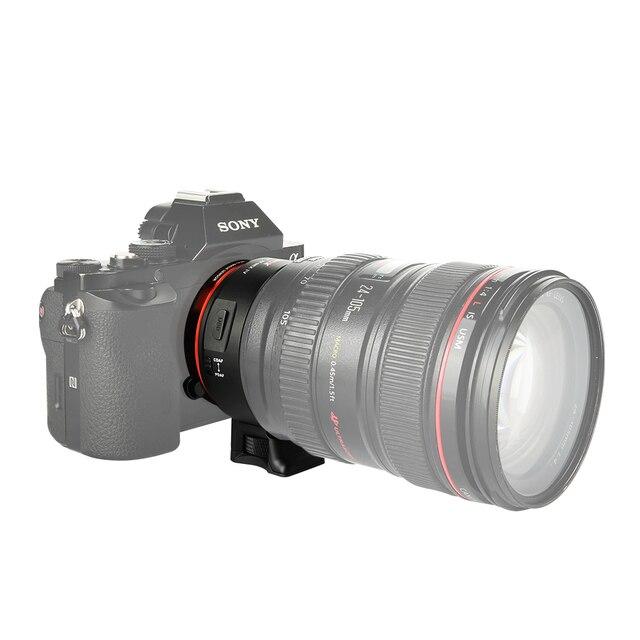 EF NEX IV FOR EOS NEX Auto Focus Lens Adapter for Canon EOS EF EF S ...