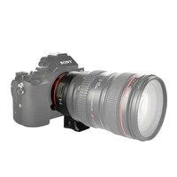 EF NEX IV FOR EOS NEX Auto Focus Lens Adapter for Canon EOS EF EF S Lens to for Sony E NEX Full Frame A9 AII7 A7RII A7SII A6500