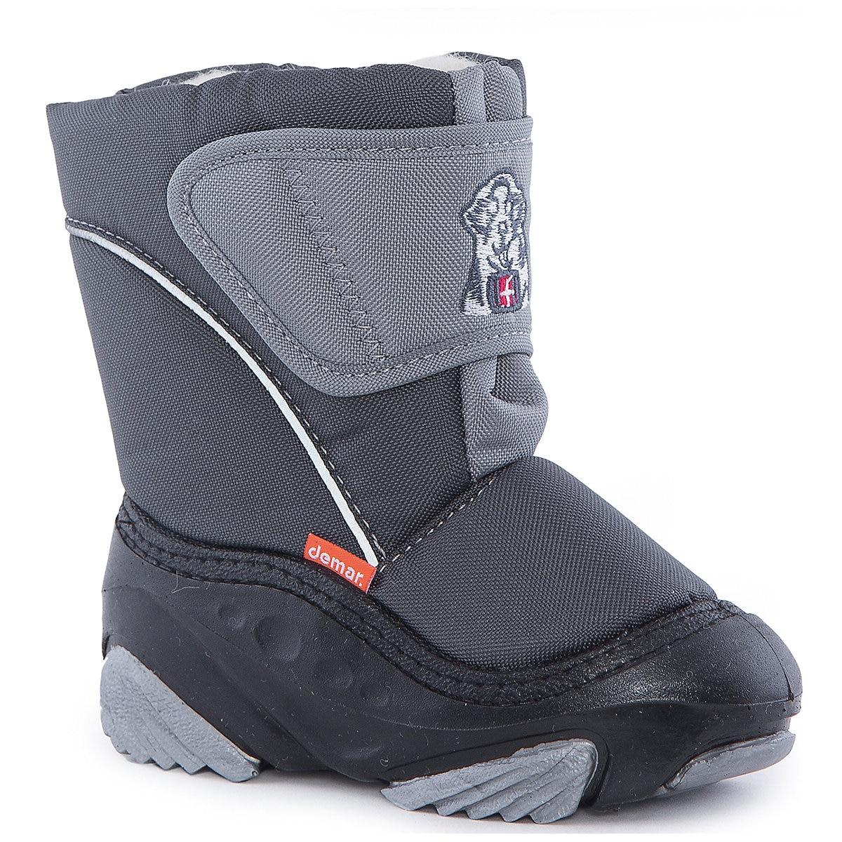 Botas Demar para niñas 6835183 Valenki Uggi invierno Bebé niños zapatos MTpromo