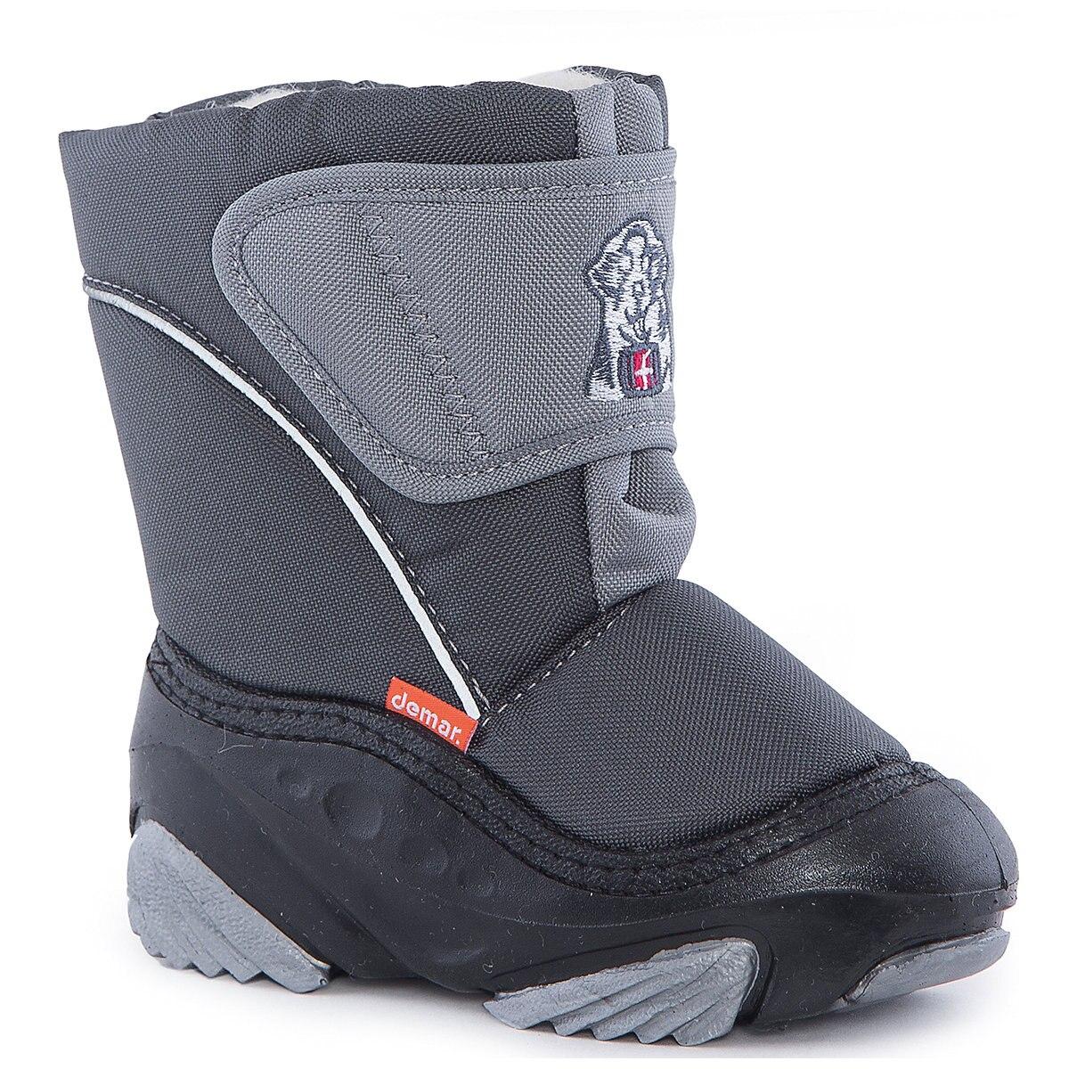 Bottes Demar pour filles 6835183 Valenki Uggi hiver bébé enfants chaussures MTpromo