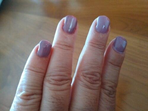 3 In 1 Gel Nail Varnish Pen Glitter photo review