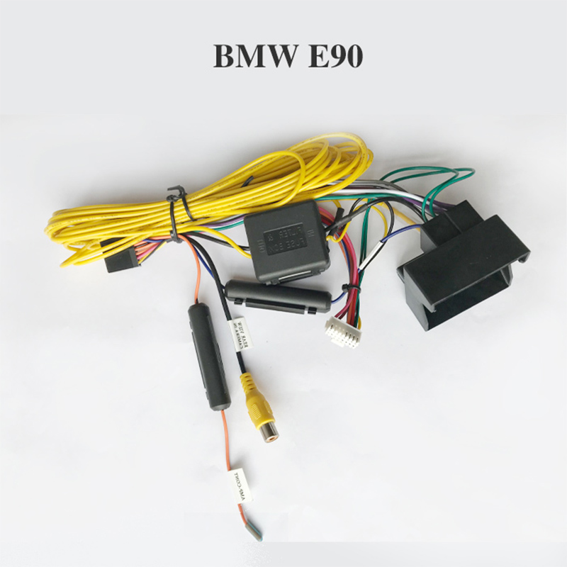 US $49.99 |Wiring harness cable for BMW E90 only for ARKRIGHT Car Radio on bmw relays, bmw water pump, bmw oil filter, bmw engine harness, bmw fuses, bmw 328 front wiring, bmw k motorcycle wiring, bmw harness to pioneer, ignition coil harness, bmw heater core, bmw 740 transmission harness, bmw blower motor, cover for wire harness, bmw 528i wire harness replacement, bmw wiring kit, bmw e46 stereo wiring diagram, ford 7 3 injector harness, bmw radio, chevy 6 5 glow plug harness, e30 temp sensor harness,