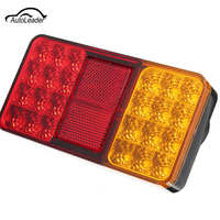 12V Car LED Trailer Truck Rear Tail Brake Stop Light Turn Indicator LED Lamps For Car