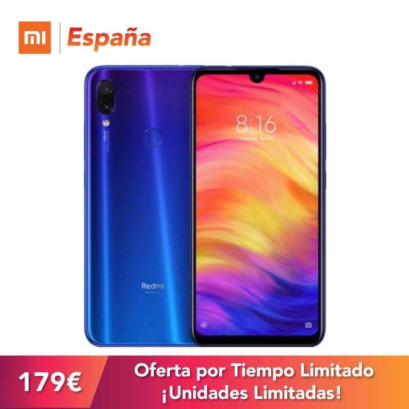 Mondial Version pour Espagne] Xiaomi Redmi Note 7 (Memoria interna de 64 GB, RAM de 4 GB, Camara double trasera de 48 MP)