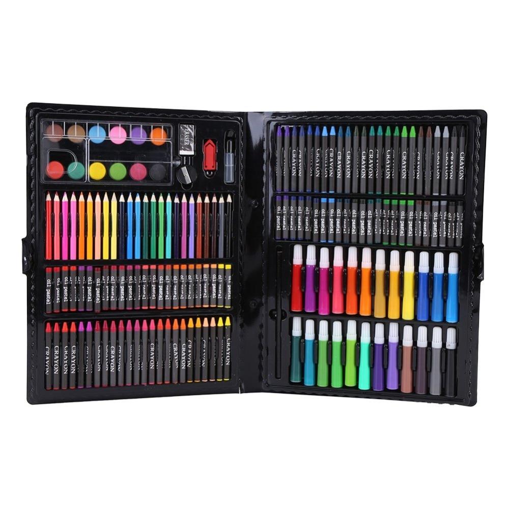Aliexpress.com : Buy 168Pcs/set Drawing Pencils Crayons ...