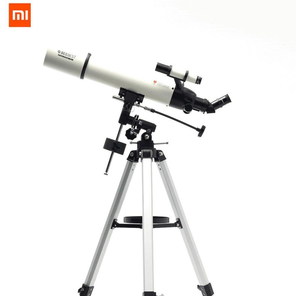 XIAOMI MIJIA Beebest XA90 extérieur astronomique réfractif Zoom télescope aluminium Finderscope monoculaire pour l'espace