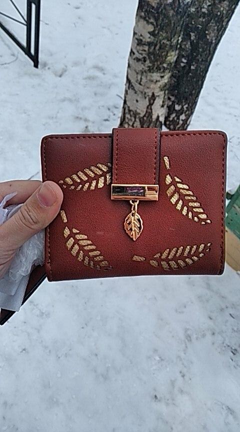серия:: женщины короткие бумажник; СМД гало; СМД гало; Основной материал:: ПУ;