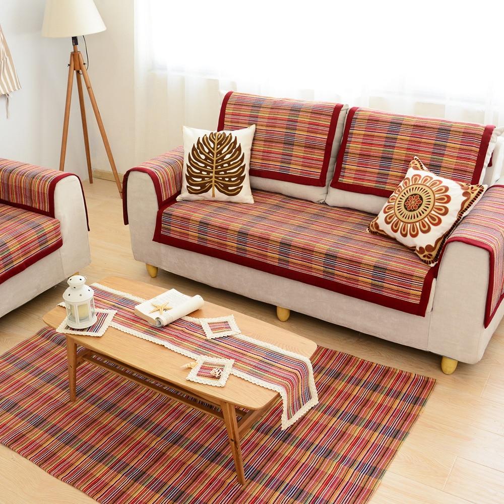 Aliexpress.com : Buy Woven Sofa Towel Four Seasons