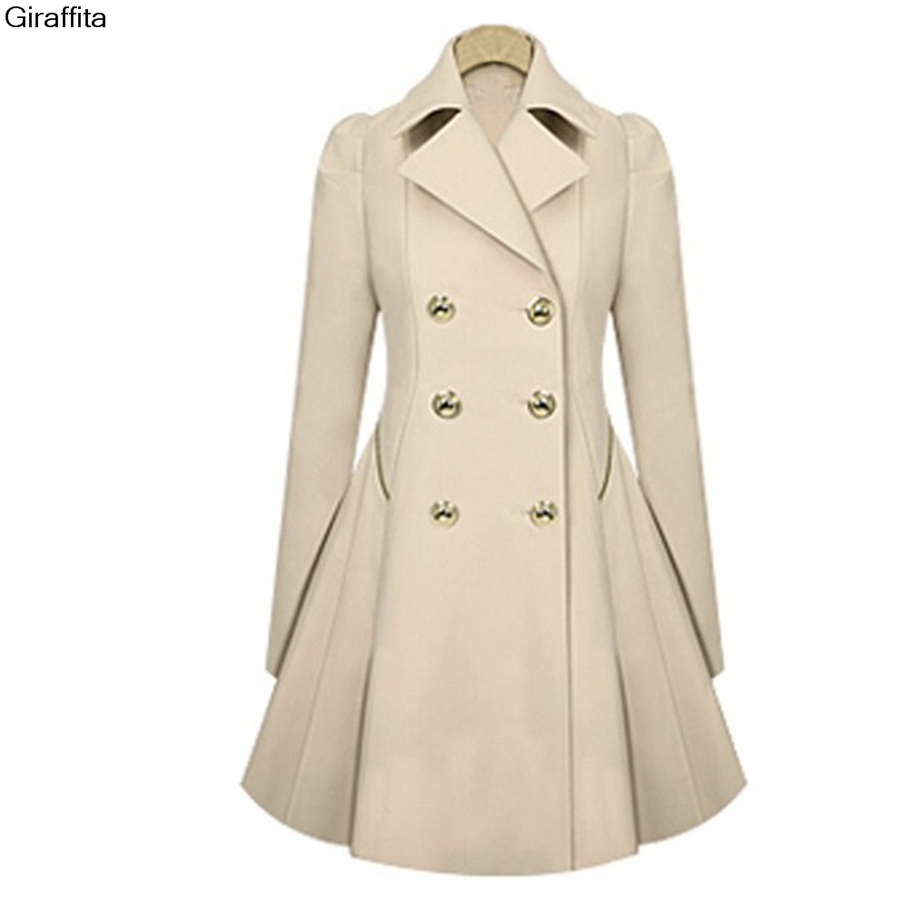 Women Jacket Spring Jacket Women Spring Fashion Long Paragraph Slim Was Thin Women Windbreaker Jacket Drop Shipping