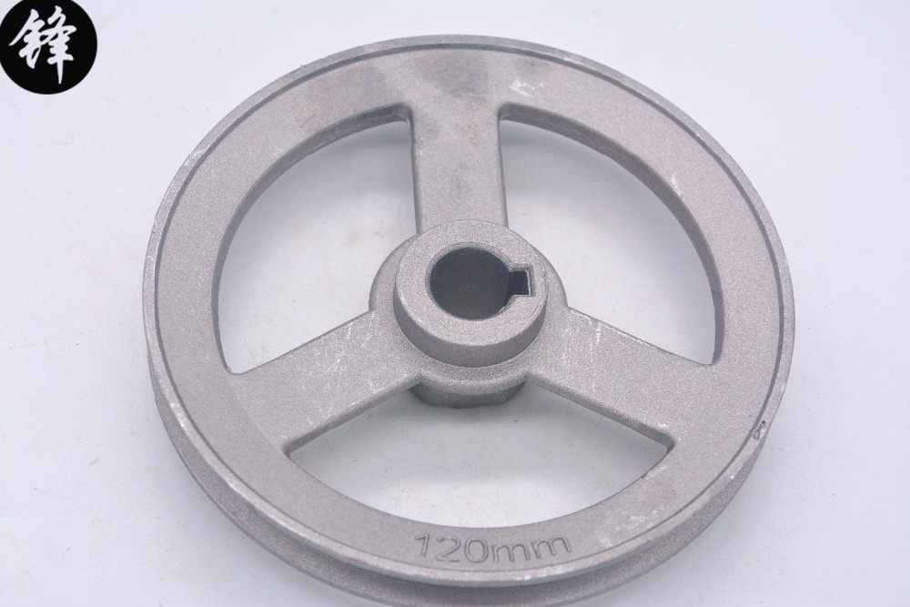 Pulley Belt Ukuran Diameter 45 Mm 50 55 60-120 Mm Mesin Jahit Industri Suku Cadang Timming transfer Roda