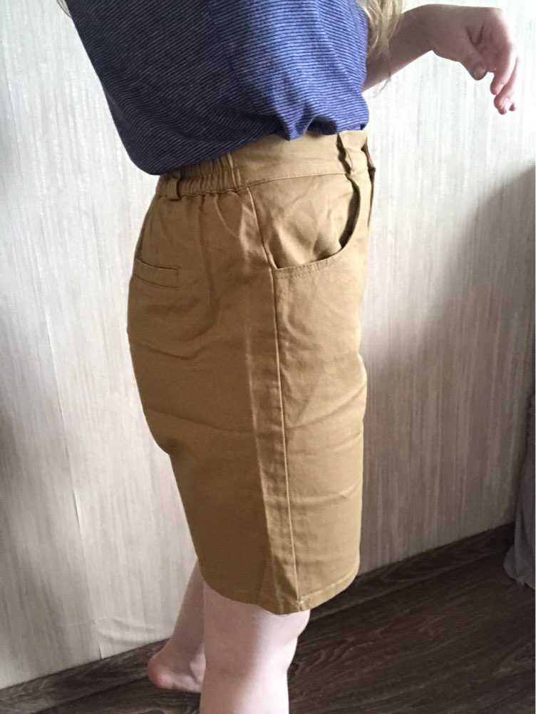 Summer Women Hot Short Fashion Loose Cotton Wide Leg Shorts Candy Color Casual Shorts Womens Plus Size Bottoms S 3Xl photo review