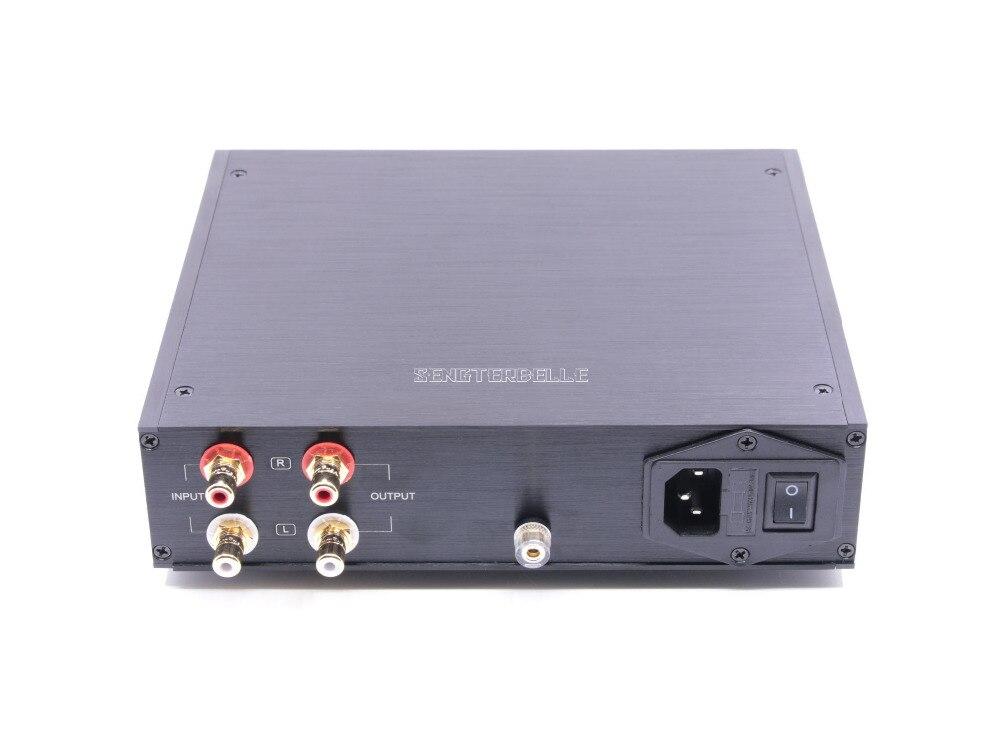 Amplificateur assemblé MM/MC à double Circuit HIFI fini pour scène Phono - 2