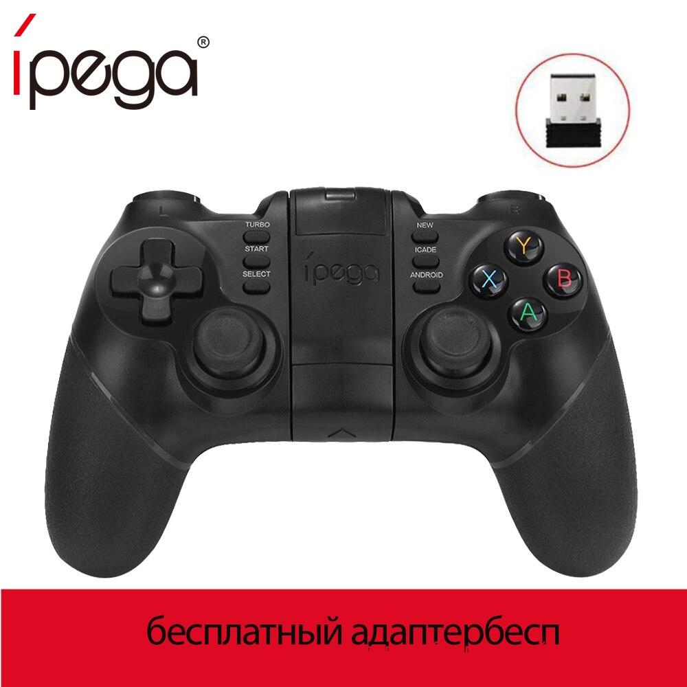 IPEGA PG-9076 PG 9076 Bluetooth Wireless Controller Gamepad für PlayStation3 2,4g für PS3 Android/Windows schalter joystick 4-6inc