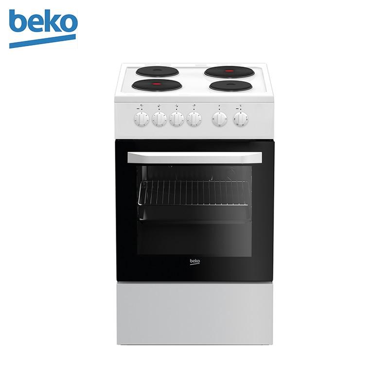 Купить со скидкой Электрическая кухонная плита Beko FFSS 56000 W