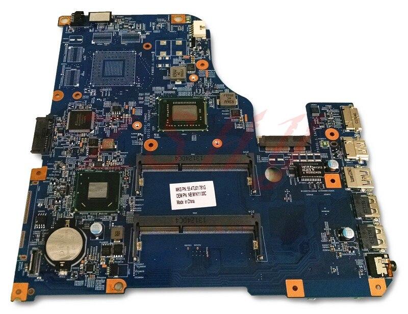For font b ACER b font V5 471 Laptop Motherboard with i3 cpu 48 4TU05 011