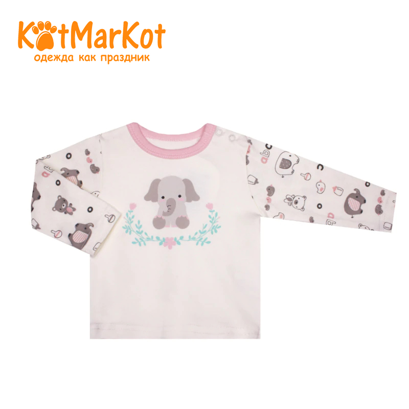 Blouse Kotmarkot 7900  children clothing for baby girls kid clothes blouse for children kotmarkot 7685 kid clothes