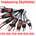 Hobbywing SkyWalker 12A 20A 40A 50A 60A 80A RC Brushless ESC Speed Controller With UBEC