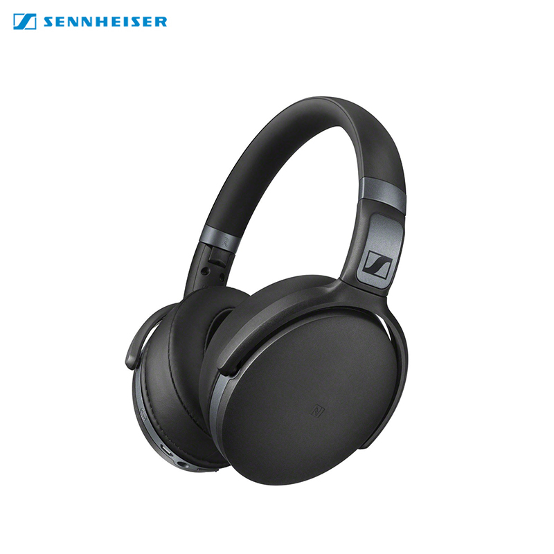 Earphone Sennheiser HD 4.40 BT bluetooth wireless over-ear wireless earbuds in ear bluetooth earphone waterproof true stereo sound with mic charge box jh