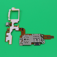 Sim Card Reader Connector Slot Holder Flex Cable for VIVO X5 Max+