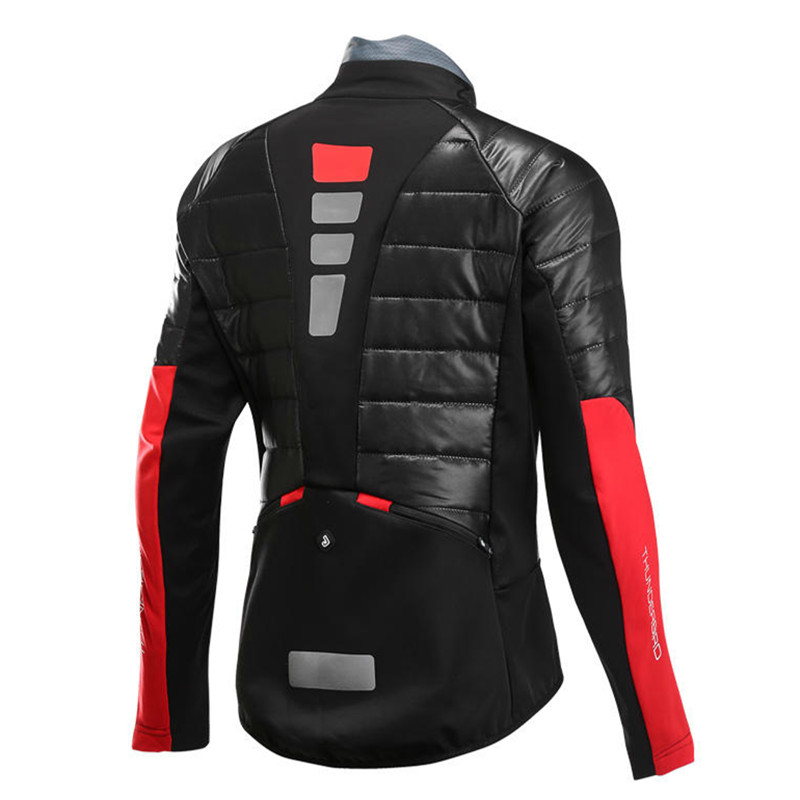 Jakroo TB Winter Cycling Jacket Women's Full Sleeve High Neck Thermal Windproof Cycling Jersey Anti-Bacteria Anti Smell Clothing детектор testboy tb 28