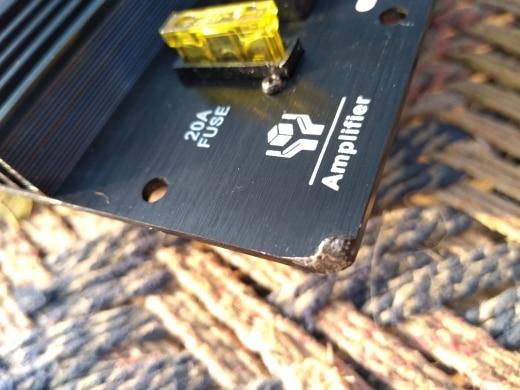 усилитель 5Вт; аудио усиления; доска сабвуфер ; ампер автомобиля ;
