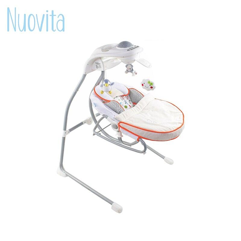 Electroswing Nuovita Casseta