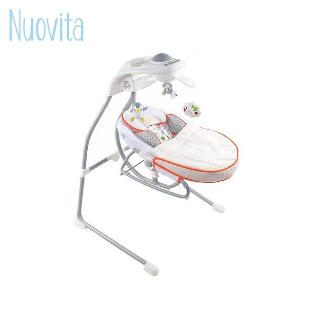 Электрокачели Nuovita Casseta