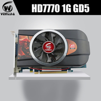 VEINEDA Graphics cards Video Card HD7770 1GB 128Bit GDDR5 For nVIDIA Geforce GDDR5 Hdmi